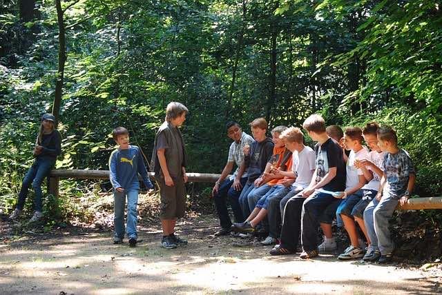 Activités pour groupes de jeunes
