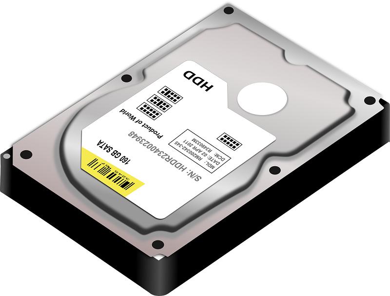 La procédure pour récupérer des données sur disque dur