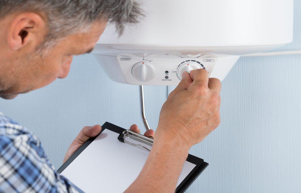 Comment réparer une panne d'eau chaude ?