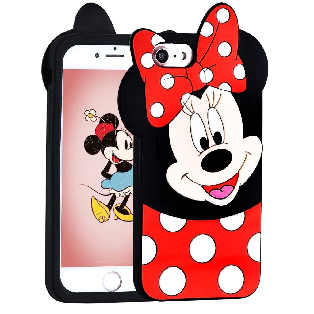 Coque iPhone 5 avec motif Minnie