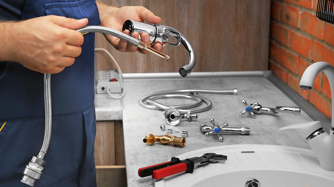 Préparer le remplacement d'un joint de plomberie