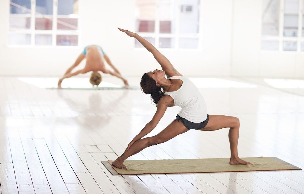 Faîtes du yoga et du Pilates pour vous sentir mieux